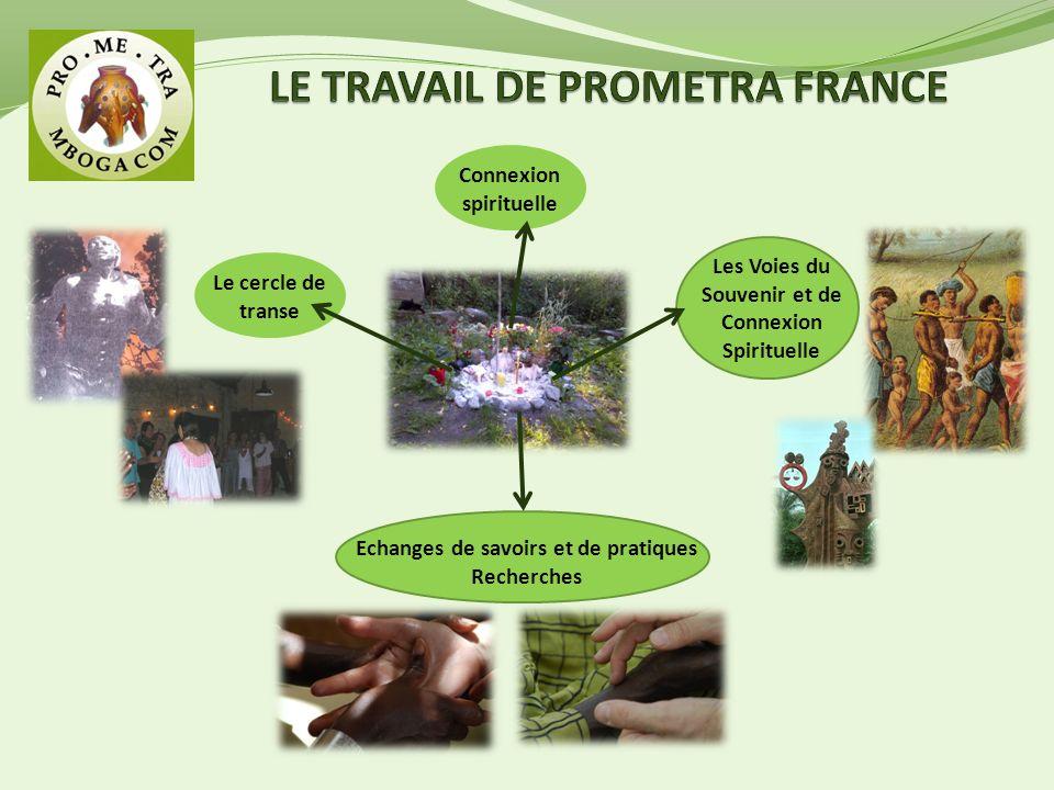 LE TRAVAIL DE PROMETRA FRANCE