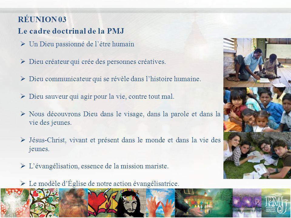 Le cadre doctrinal de la PMJ