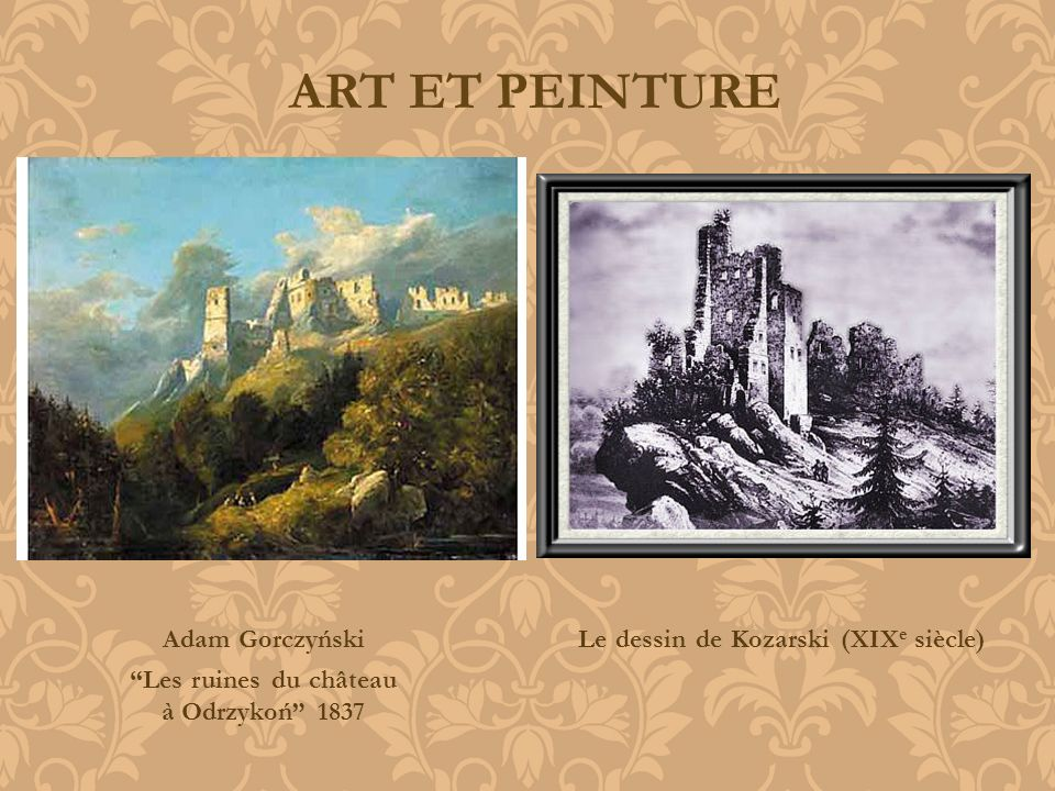 ART ET PEINTURE Adam Gorczyński