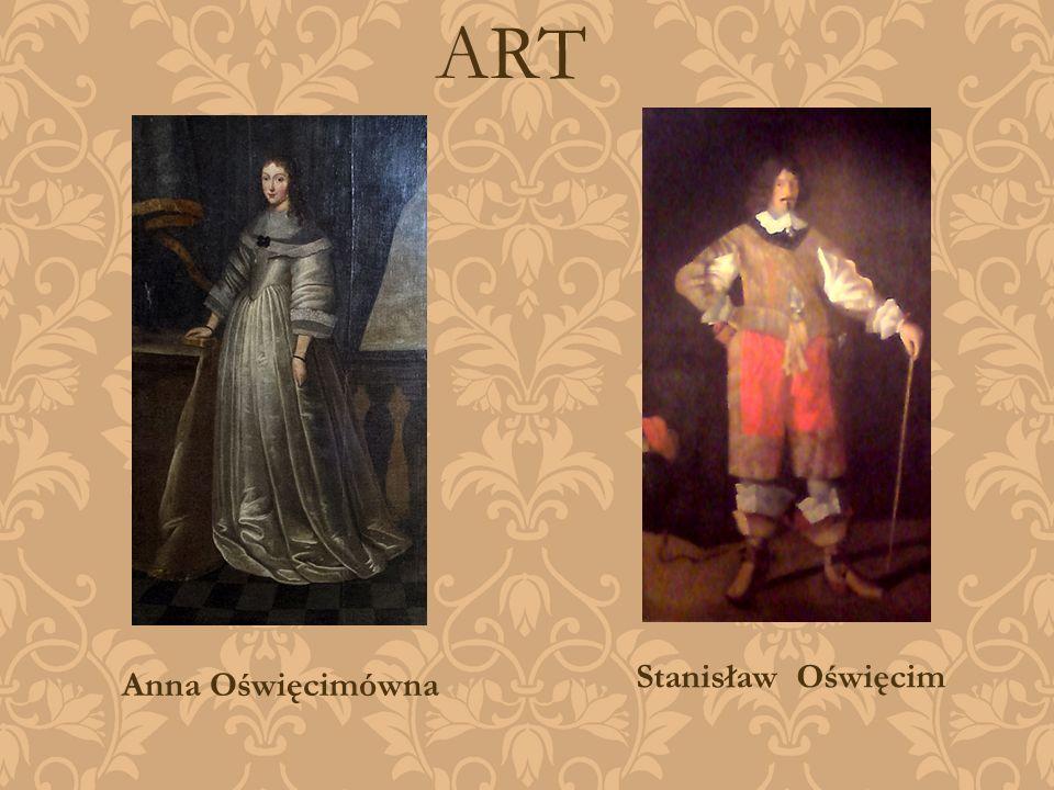 ART Stanisław Oświęcim Anna Oświęcimówna