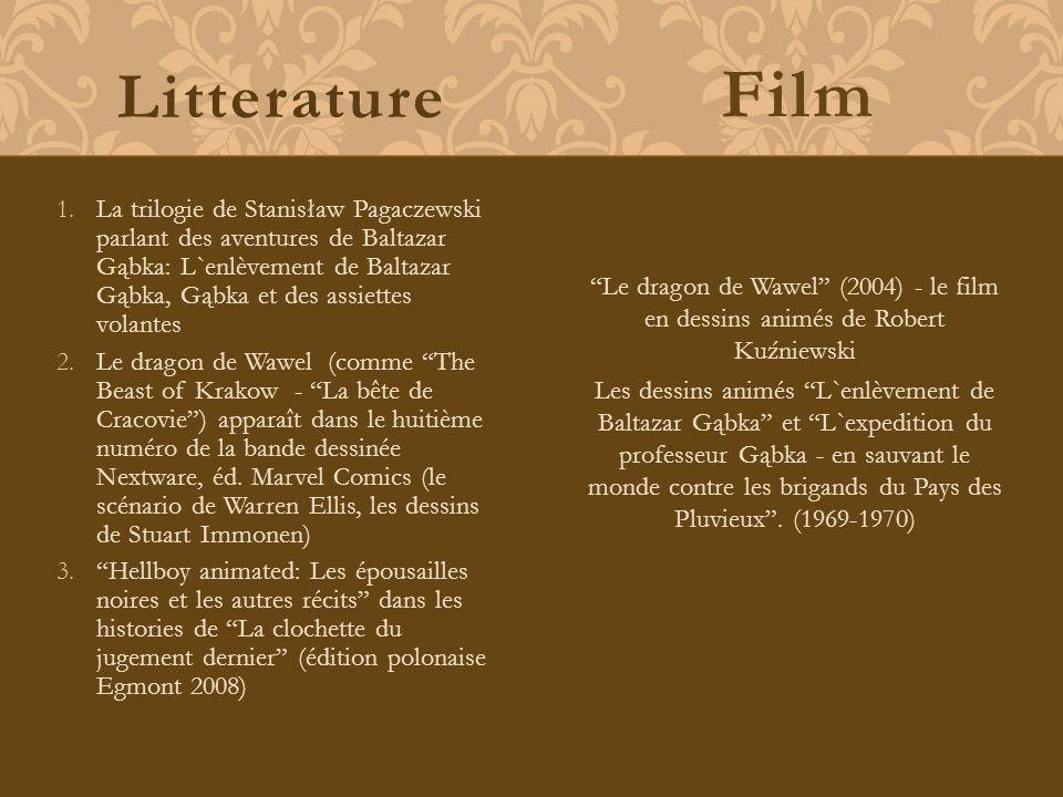 Litterature Film.