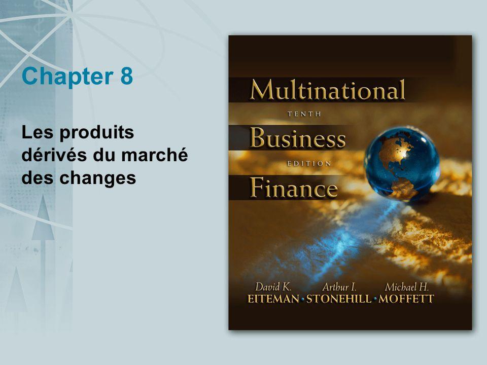 Les produits dérivés du marché des changes