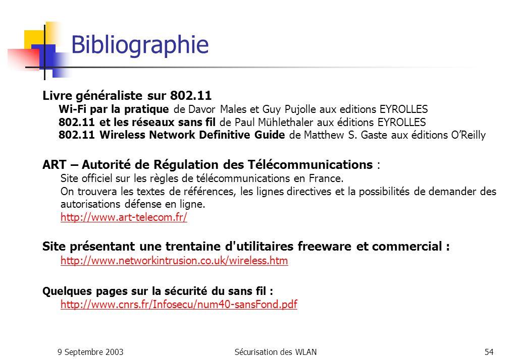 Bibliographie Livre généraliste sur 802.11