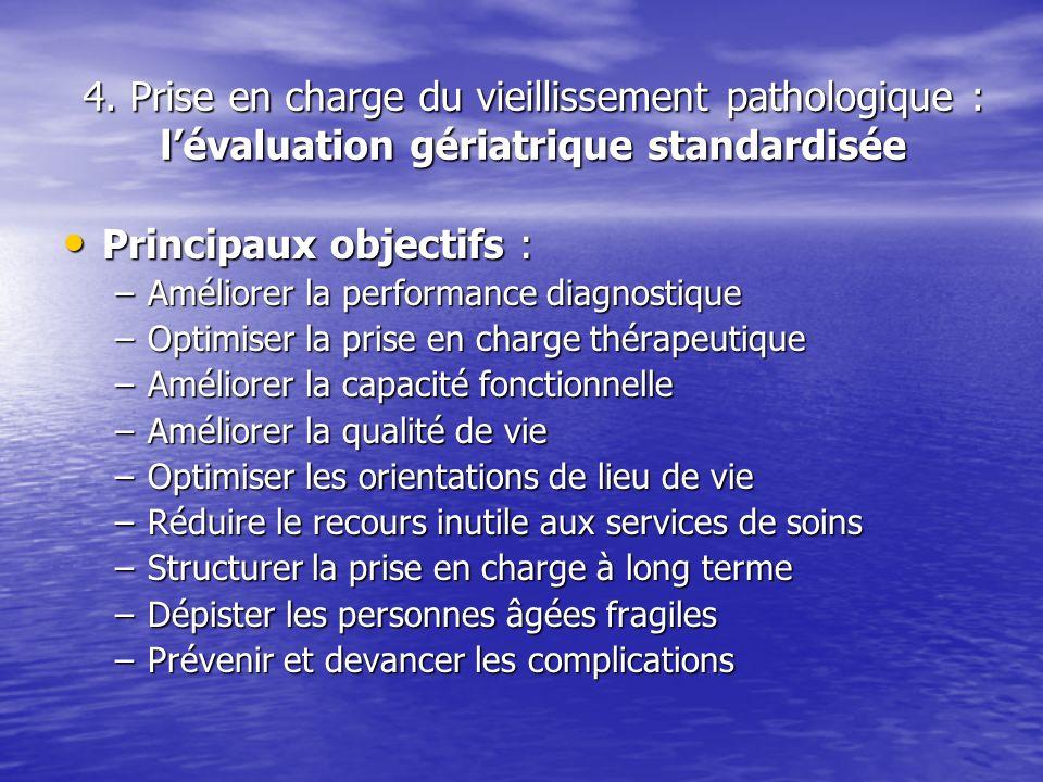 Principaux objectifs :