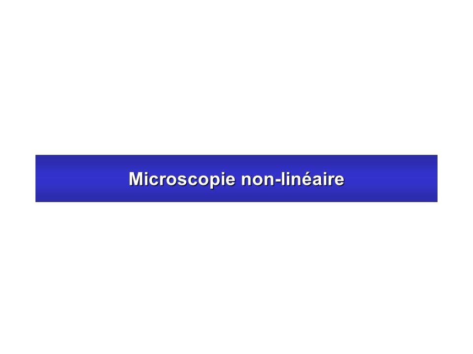 Microscopie non-linéaire