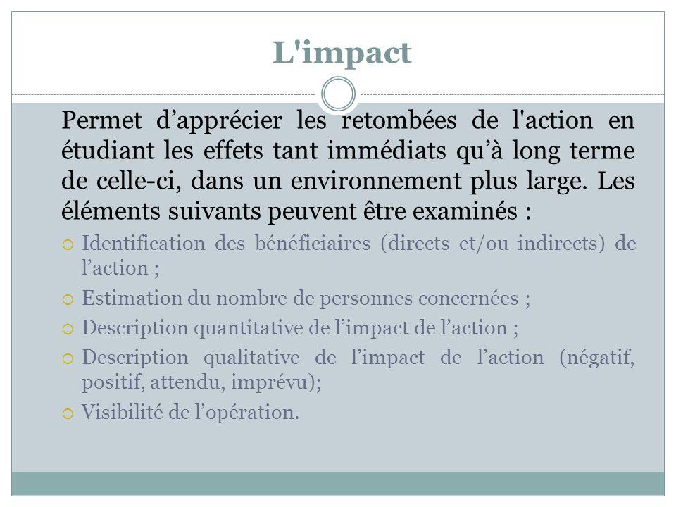 L impact