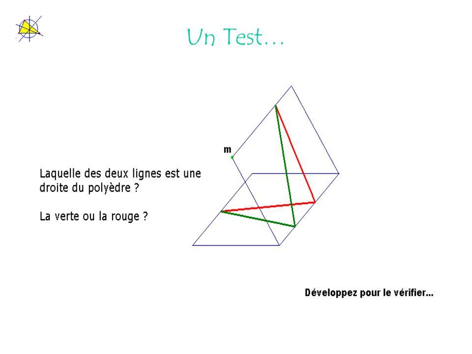 Un Test…