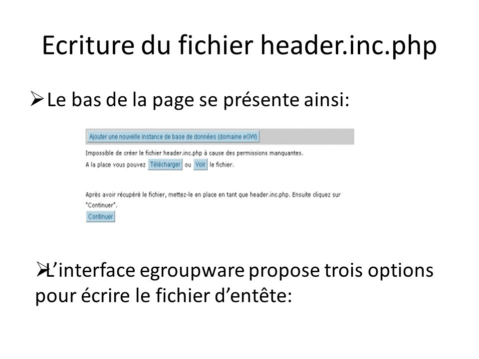 Ecriture du fichier header.inc.php
