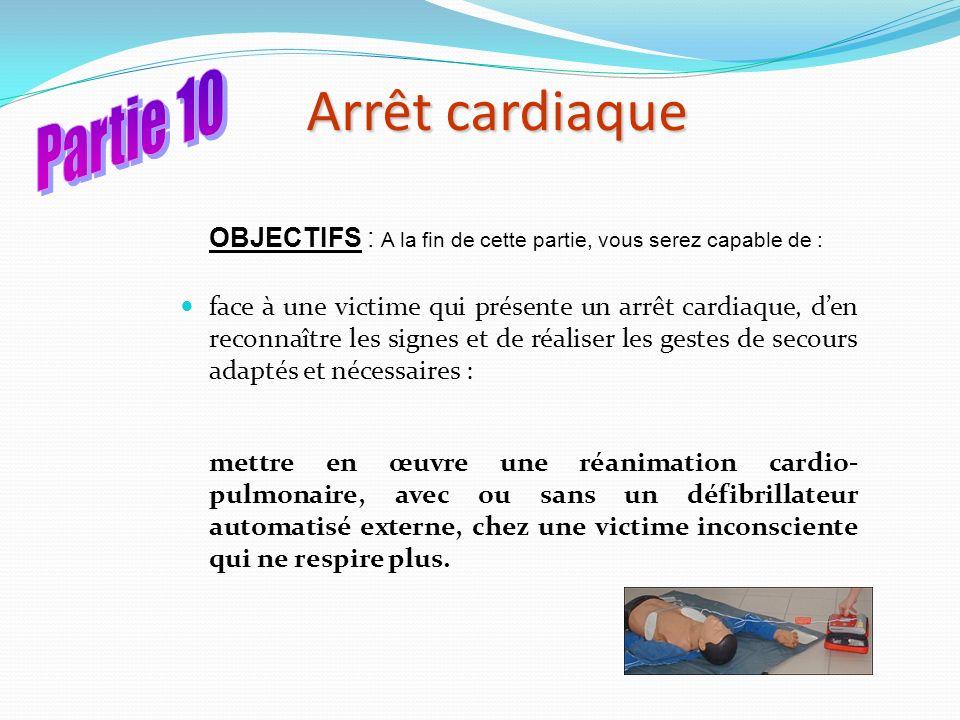 Arrêt cardiaque Partie 10