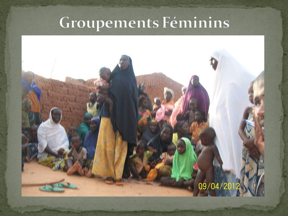 Groupements Féminins