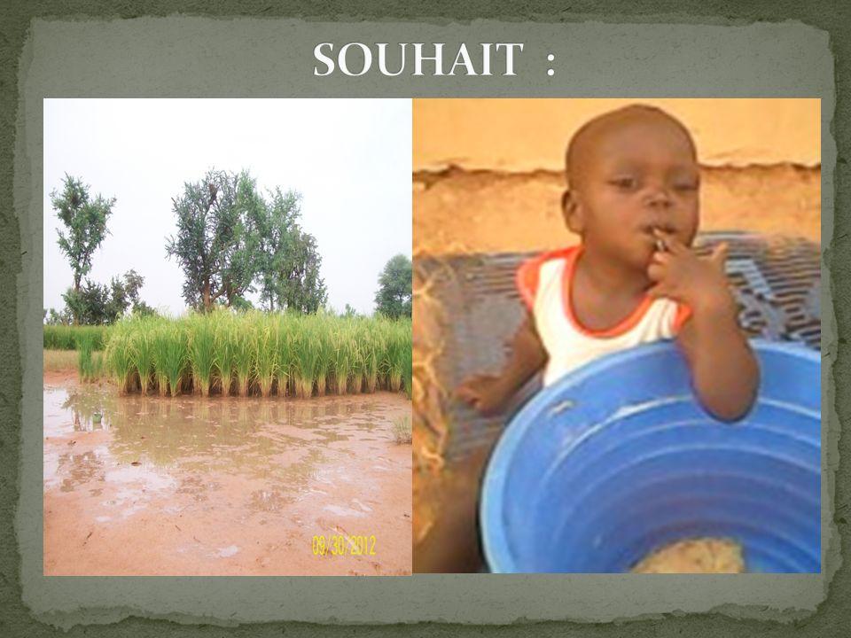 SOUHAIT :