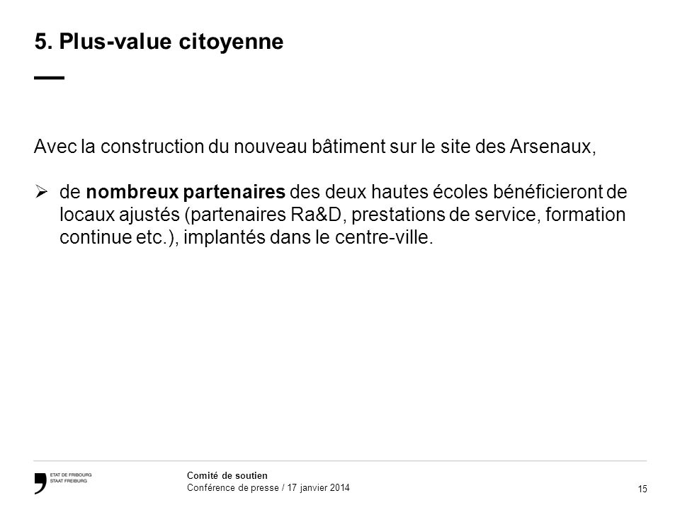5. Plus-value citoyenne —