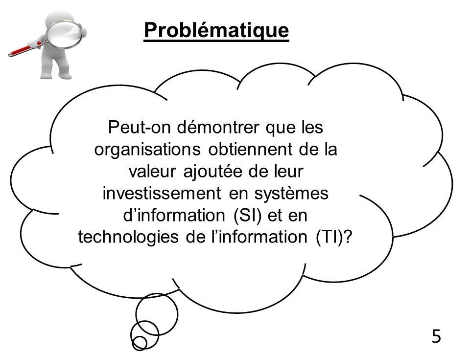 d'information (SI) et en technologies de l'information (TI)