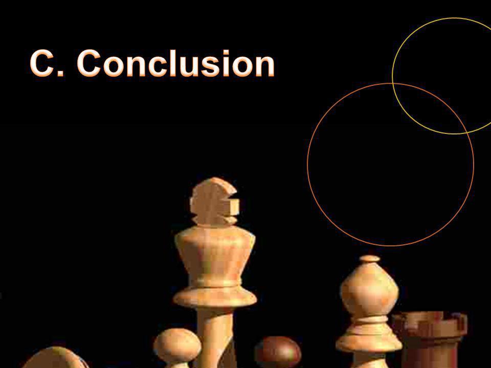 C. Conclusion
