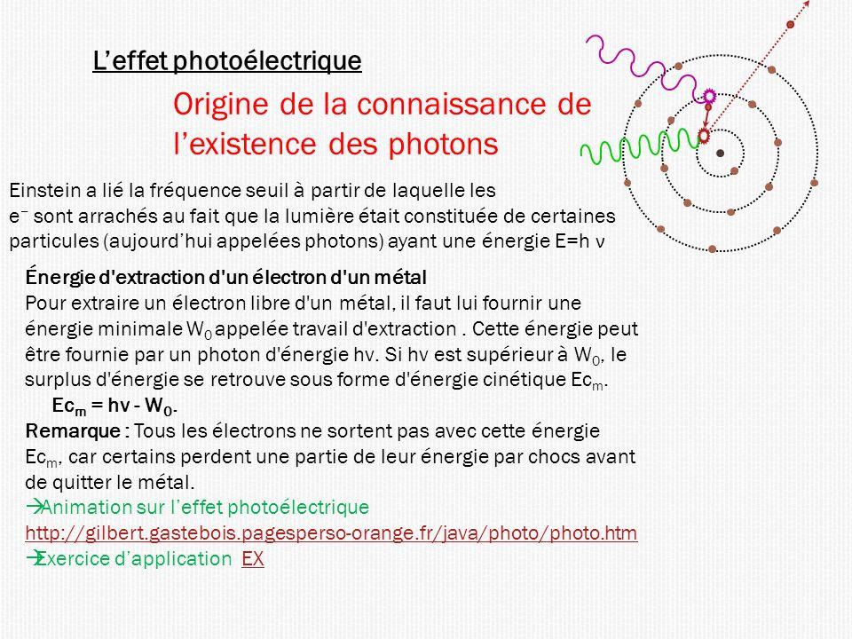 exercice de mecanique quantique pdf
