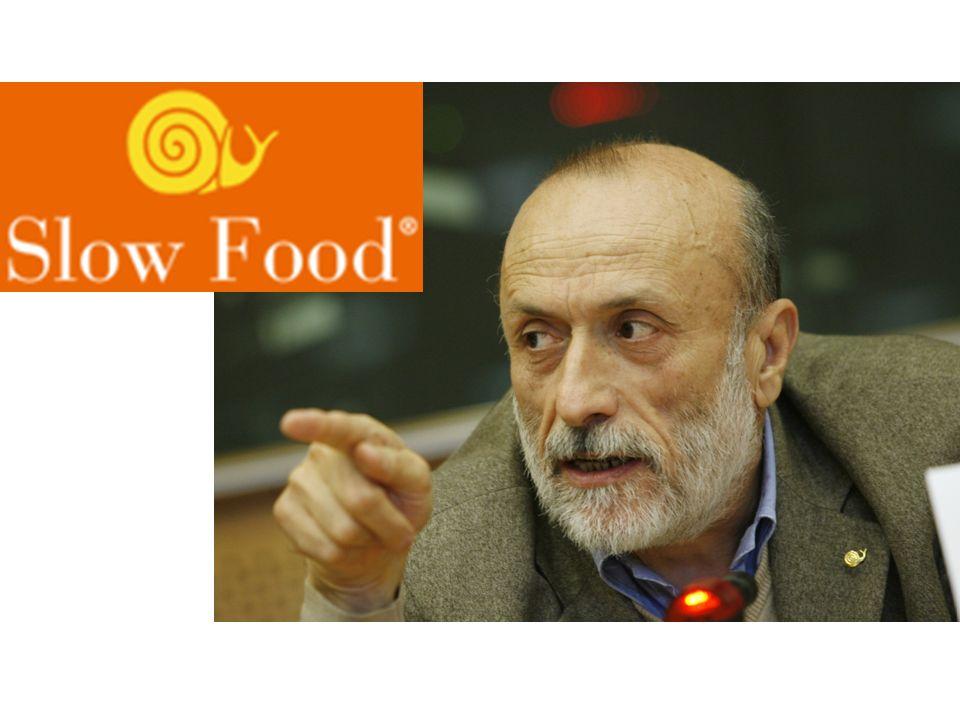 Carlo Petrini, Président et fondateur de Slow Food