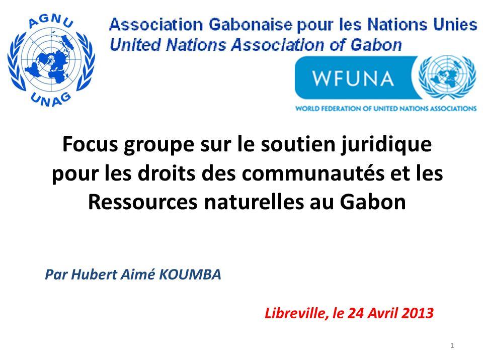 Ressources naturelles au Gabon