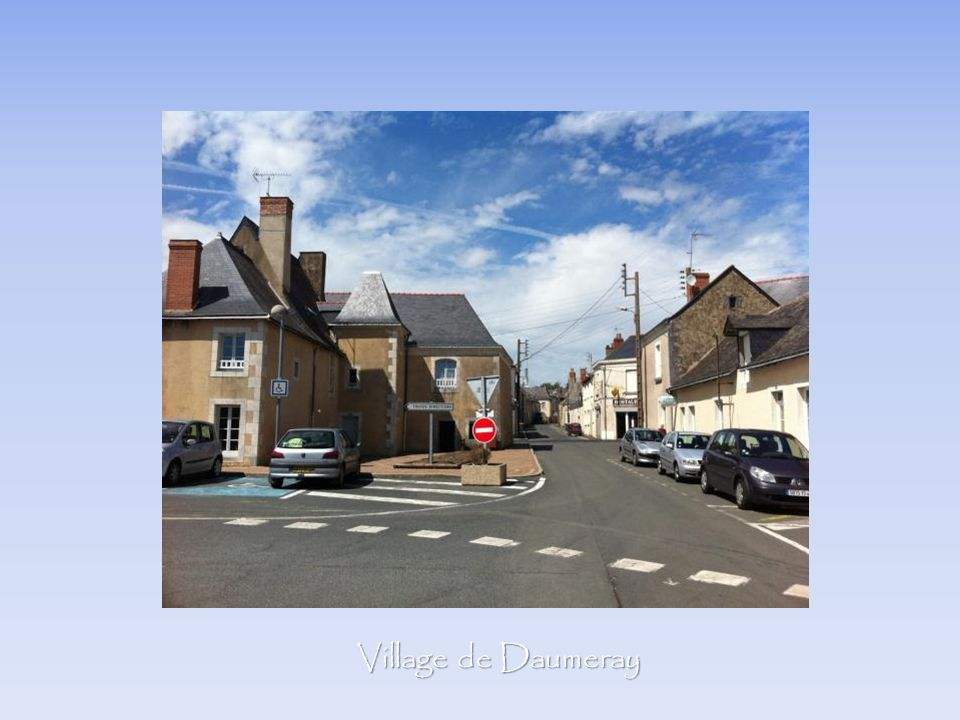 Village de Daumeray