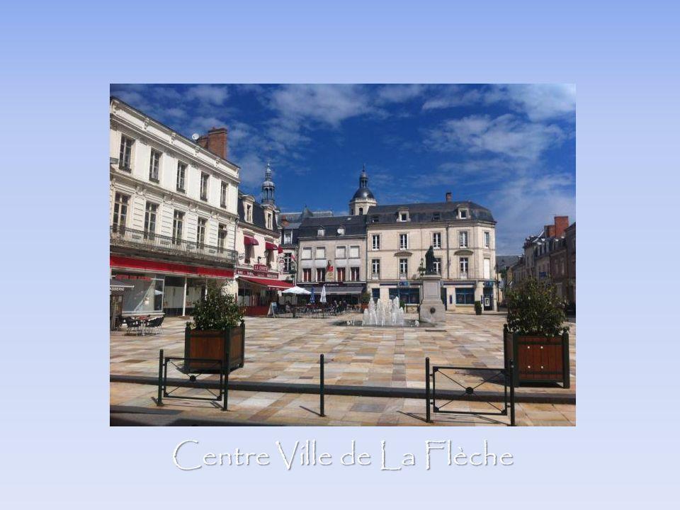 Centre Ville de La Flèche