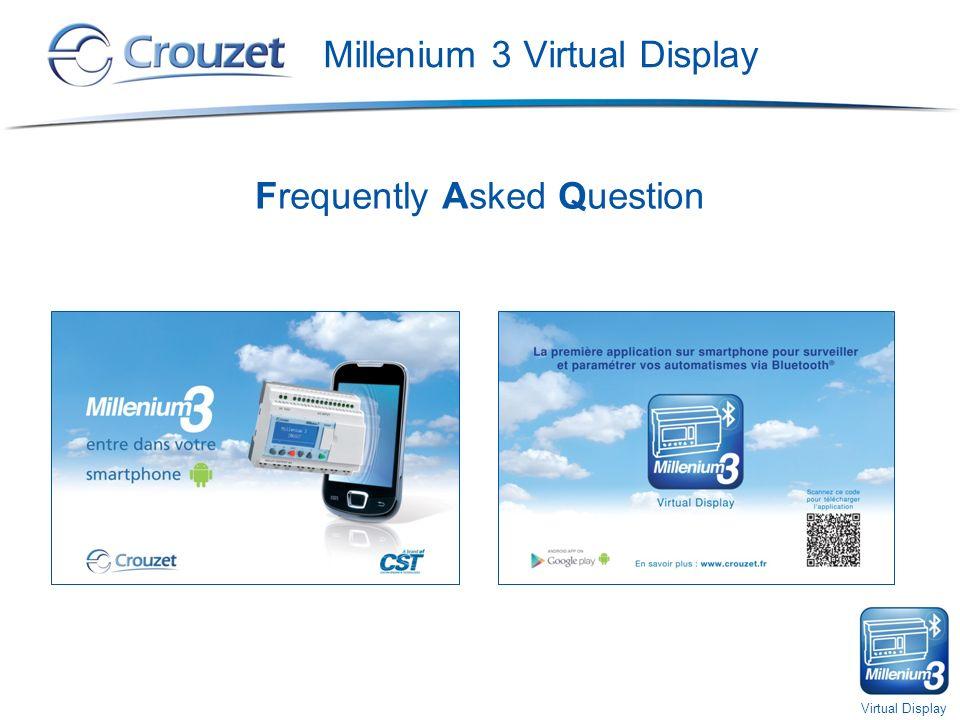 Millenium 3 Virtual Display