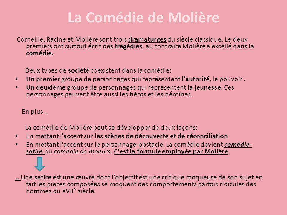 La Comédie de Molière