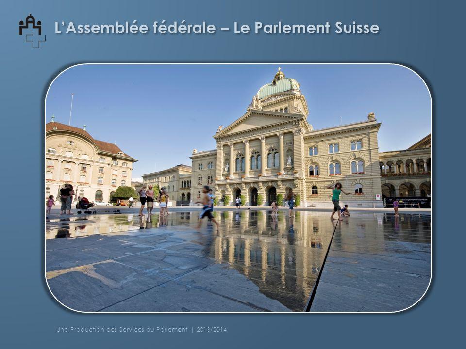 L'Assemblée fédérale – Le Parlement Suisse