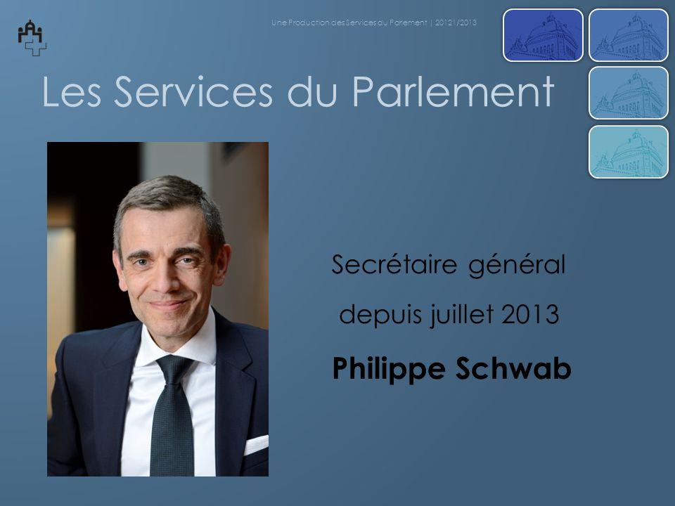 Les Services du Parlement