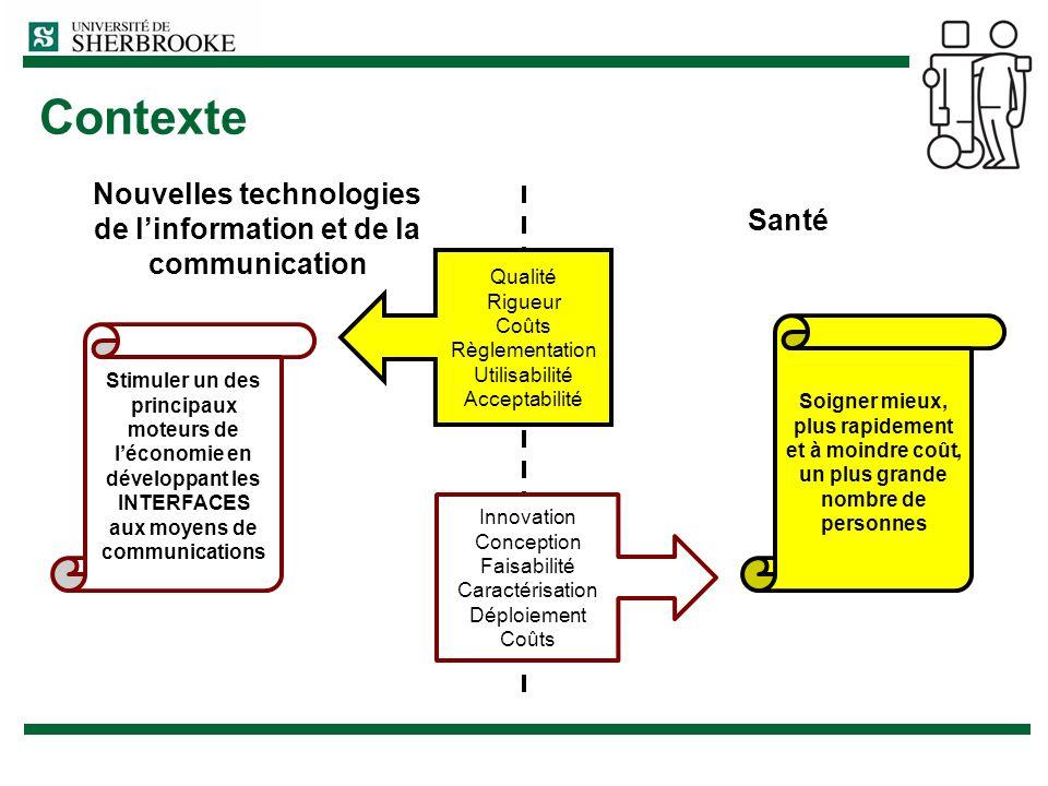 Nouvelles technologies de l'information et de la communication