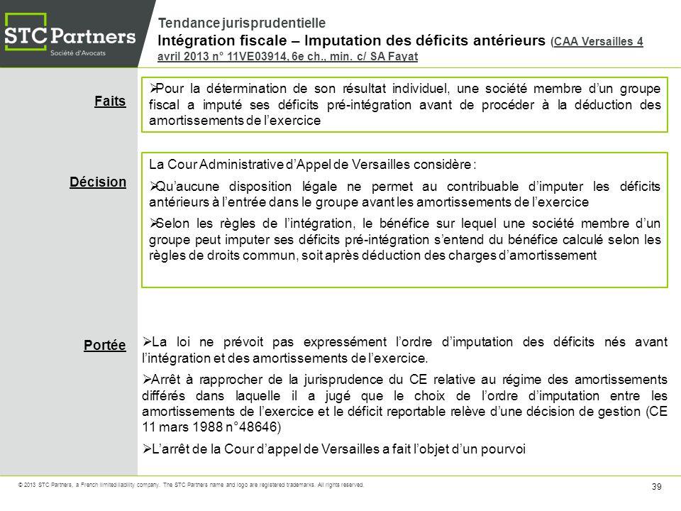 La Cour Administrative d'Appel de Versailles considère :
