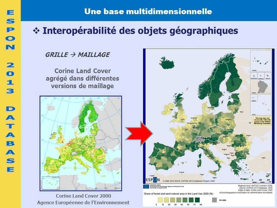 Une base multidimensionnelle Agence Européenne de l'Environnement