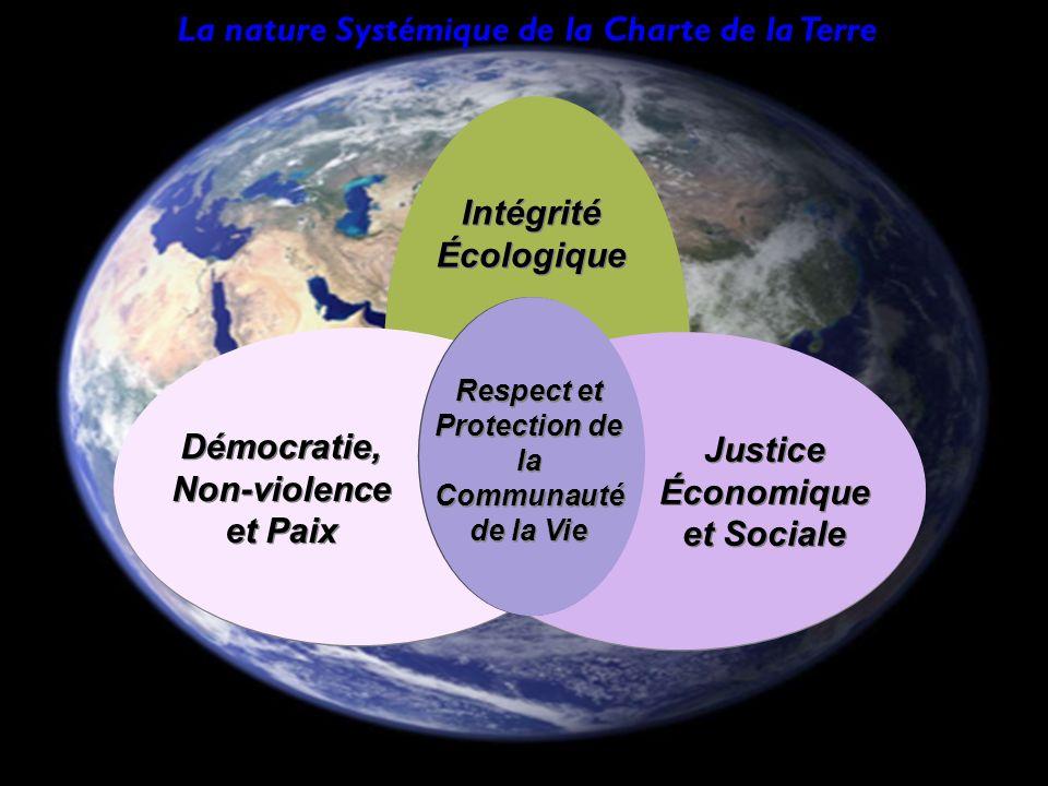 La nature Systémique de la Charte de la Terre