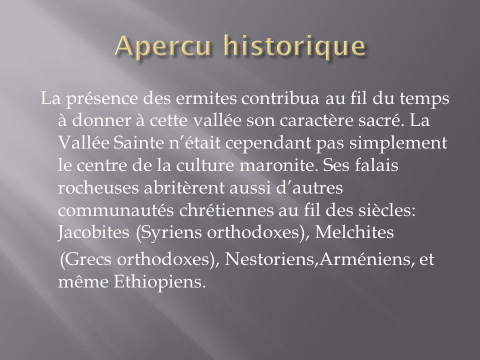 Apercu historique