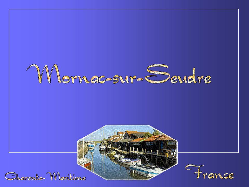 Mornac-sur-Seudre France Charente-Maritime