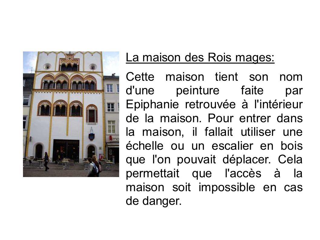La maison des Rois mages: