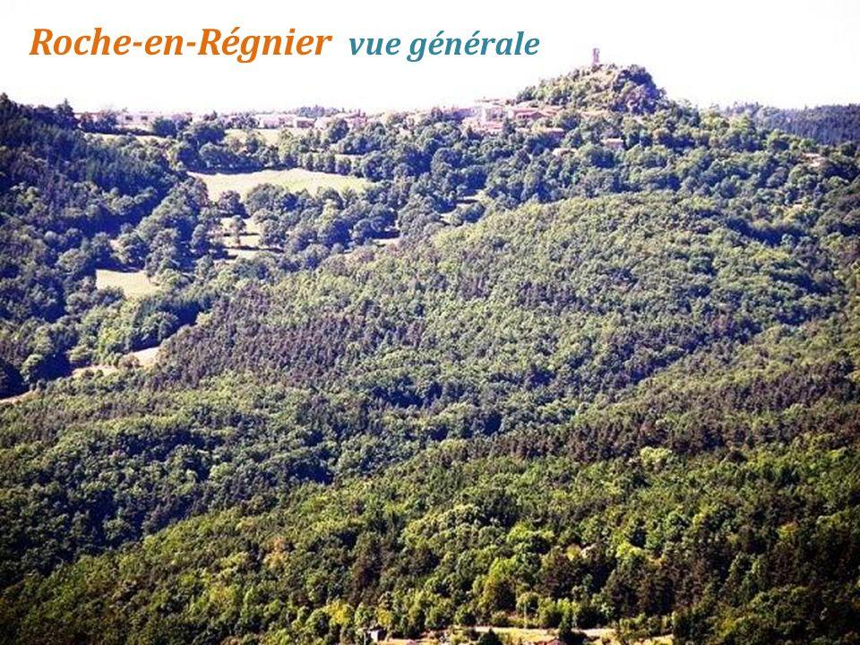 Roche-en-Régnier vue générale