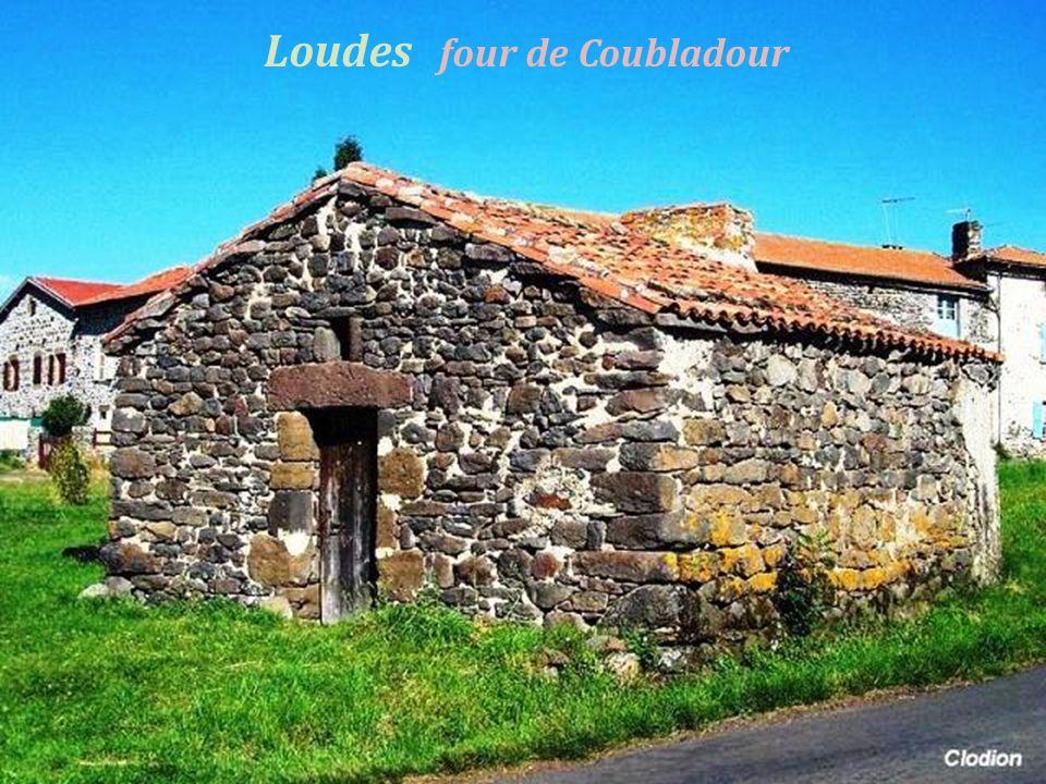 Loudes four de Coubladour