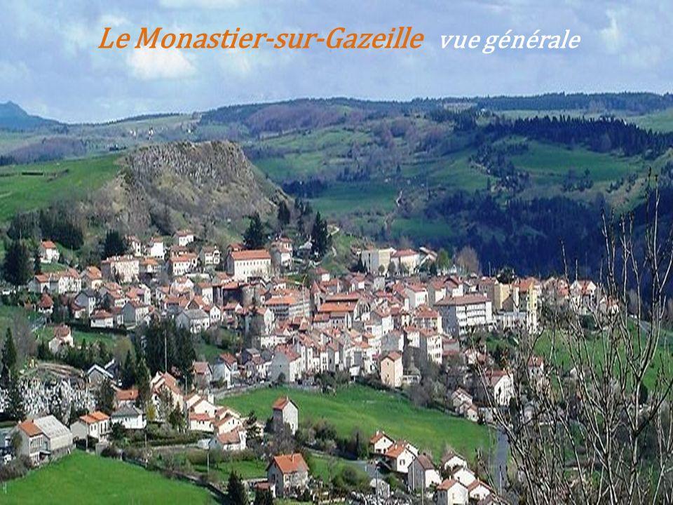 Le Monastier-sur-Gazeille vue générale