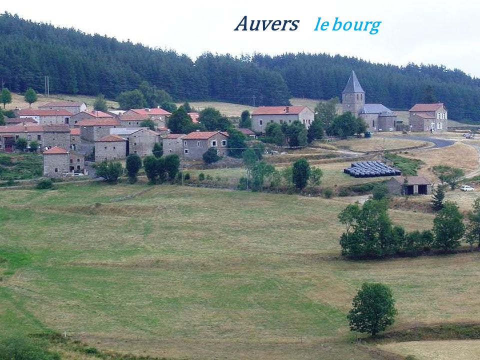 Auvers le bourg