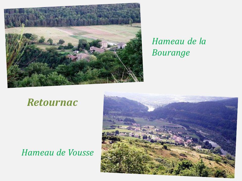 Hameau de la Bourange Retournac Hameau de Vousse