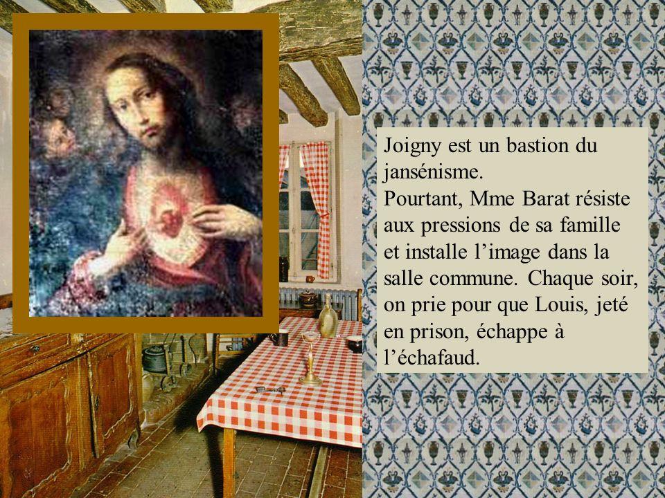 Joigny est un bastion du jansénisme.