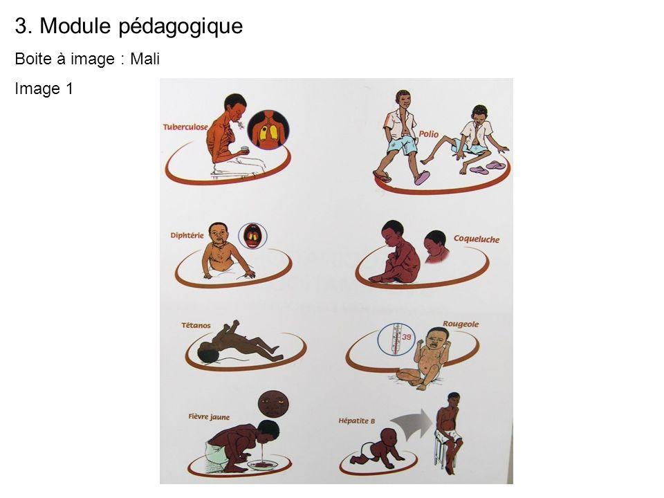 Module pédagogique Boite à image : Mali Image 1