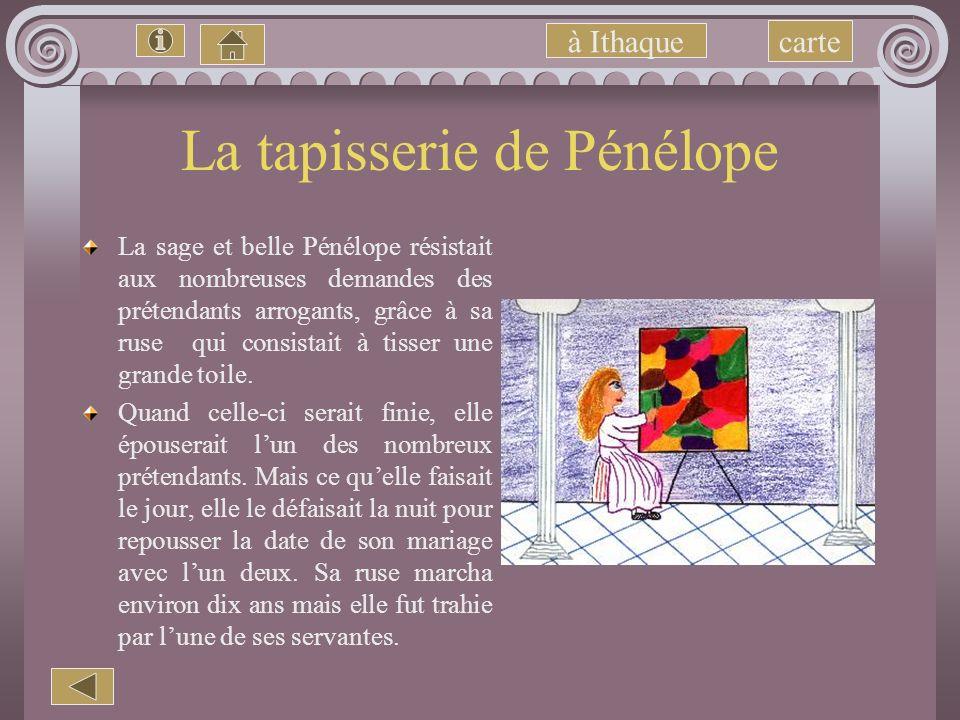 La tapisserie de Pénélope