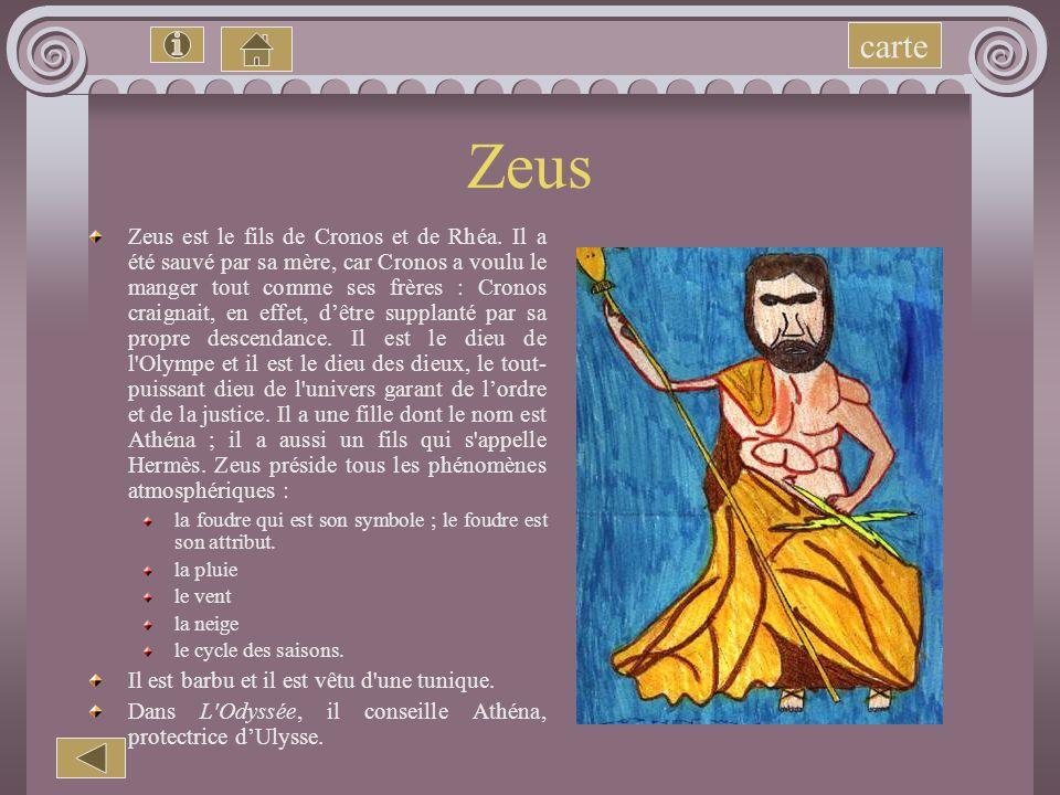 carte Zeus.