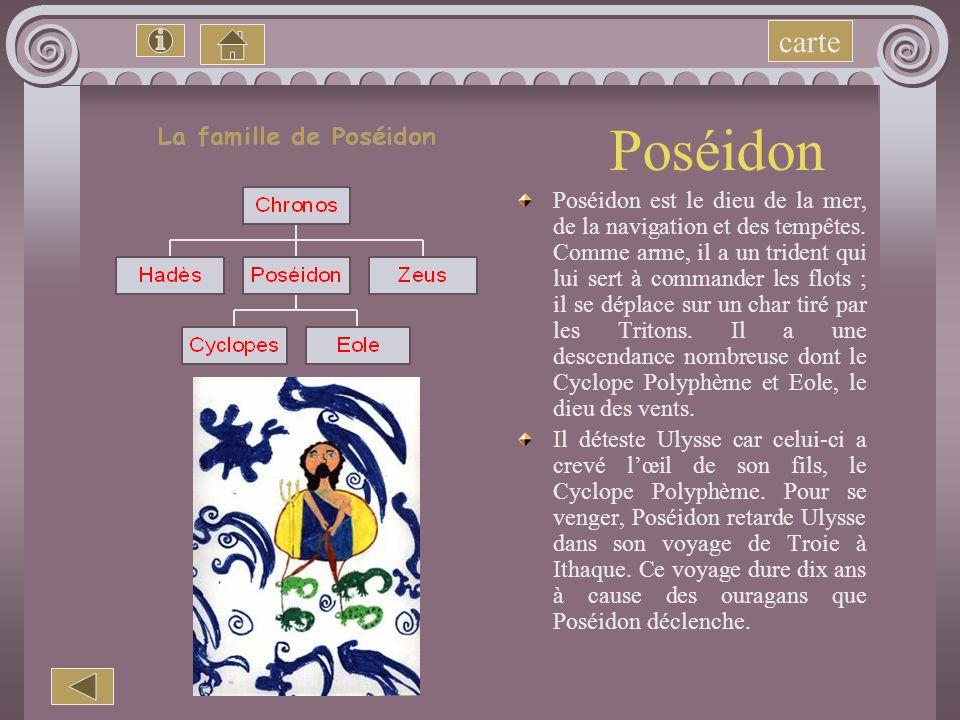 carte Poséidon.