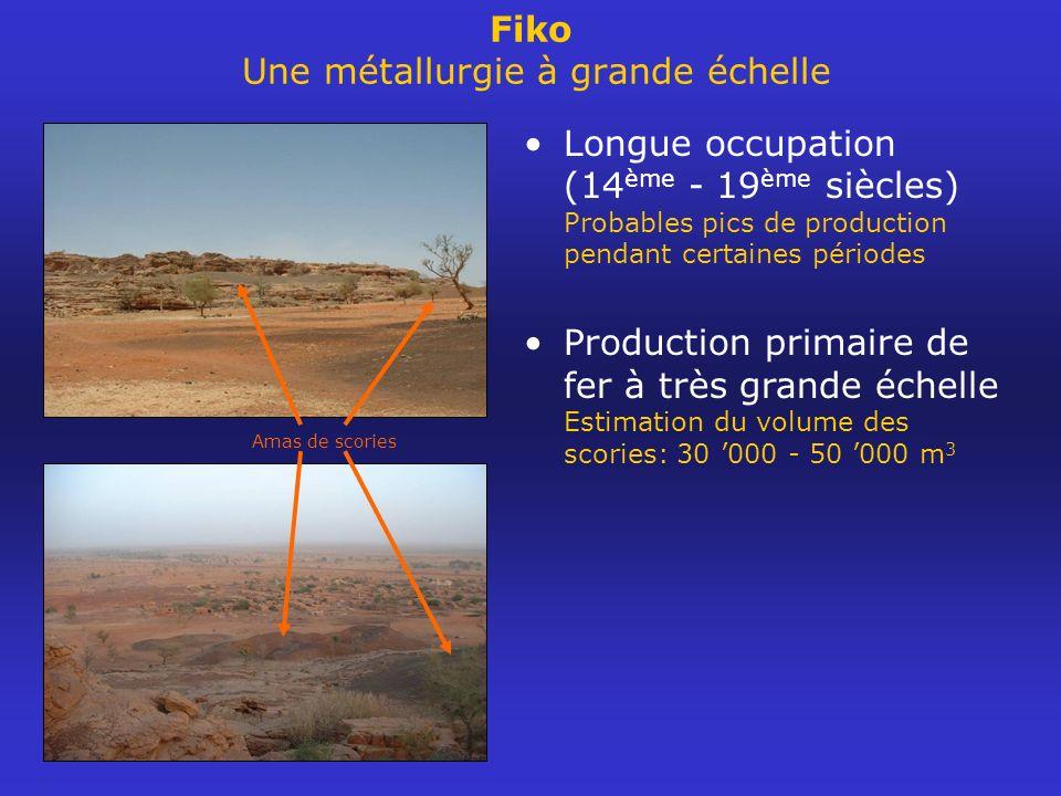 Fiko Une métallurgie à grande échelle