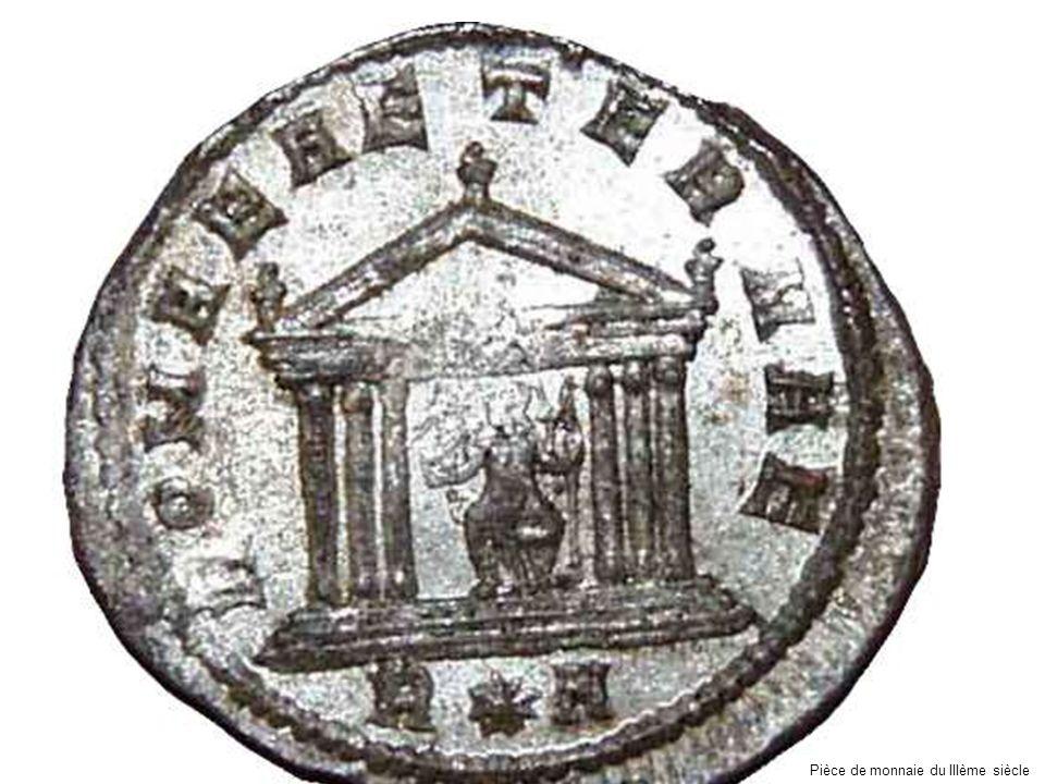 Pièce de monnaie du IIIème siècle