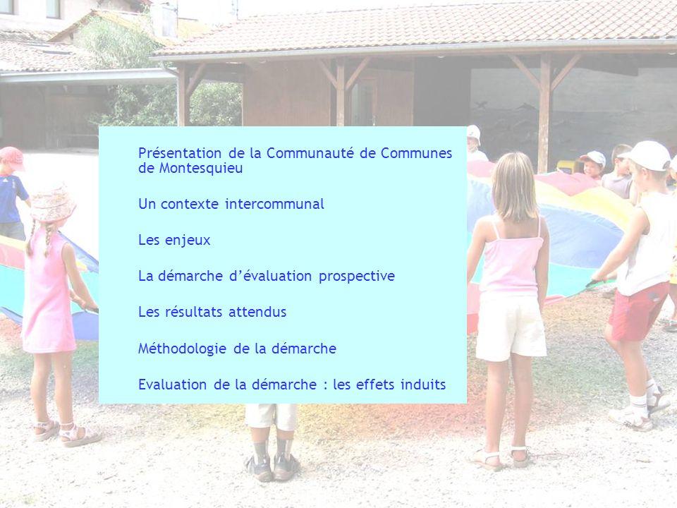 Présentation de la Communauté de Communes de Montesquieu