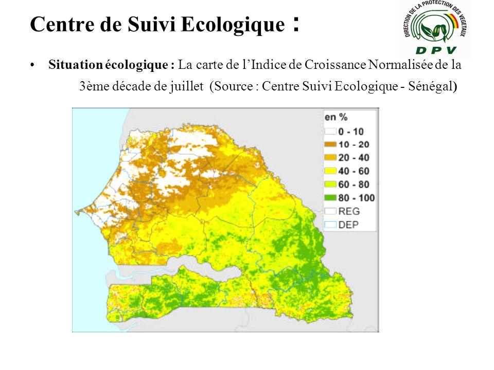 Centre de Suivi Ecologique :