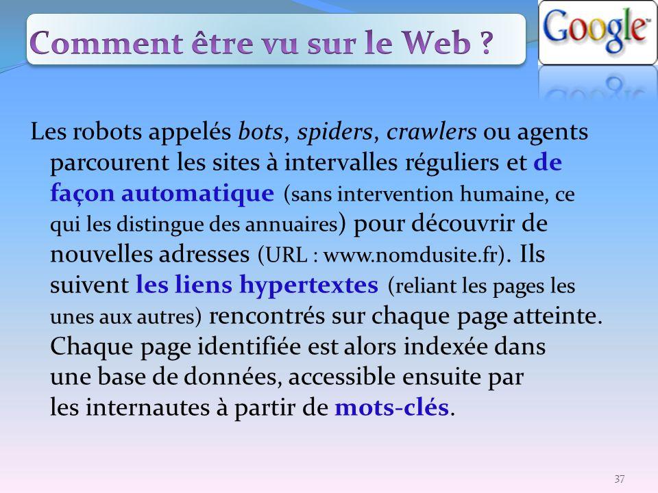 Comment être vu sur le Web