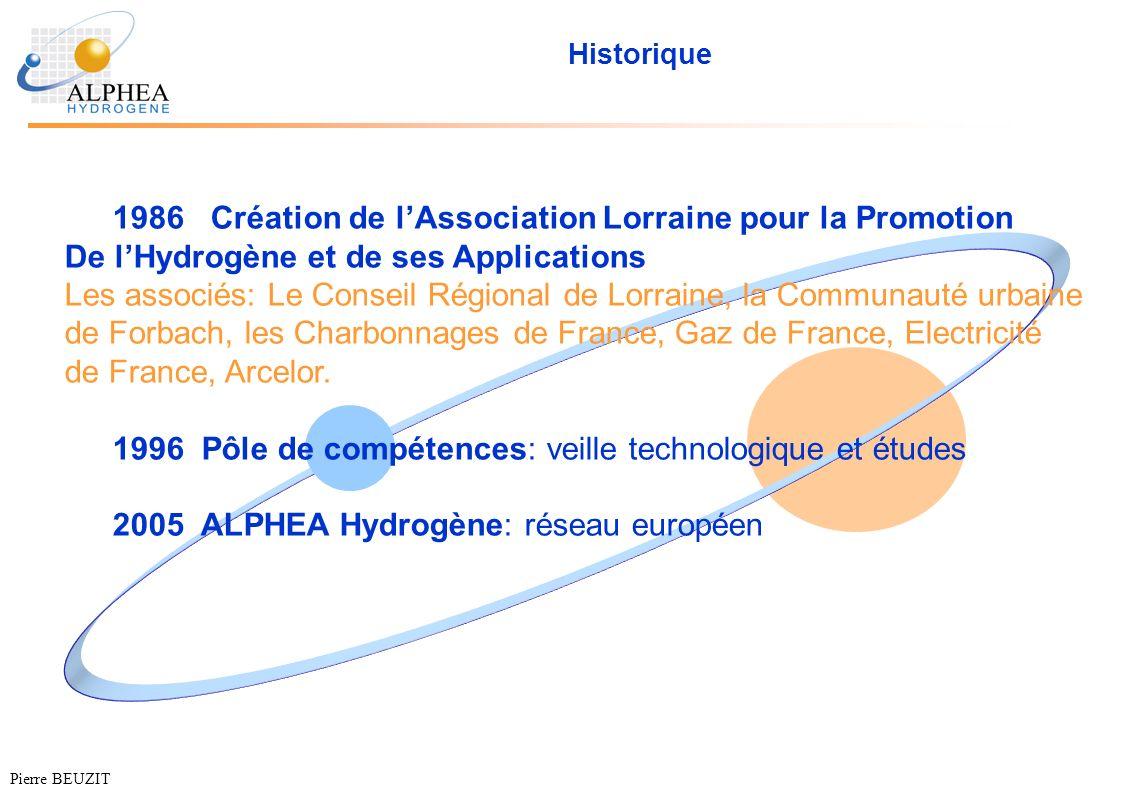 1986 Création de l'Association Lorraine pour la Promotion